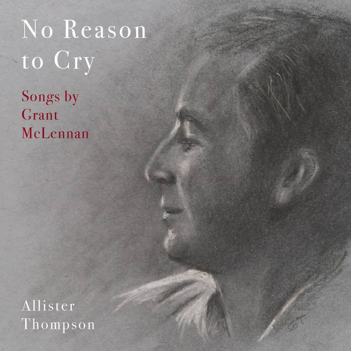 Allister Thompson: No Reason To Cry cover